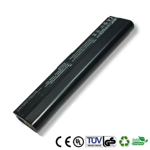 华硕 ASUS A33-U6 U6 U6E U6S U6V N20 N20A 笔记本电池 超值热卖 9芯 6600mAh - 1001步数码港
