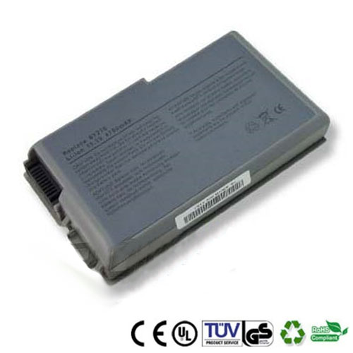 戴尔 Dell Inspiron 600M 笔记本电池 6芯 4700mAh 两年质保 免运费 - 1001步数码港