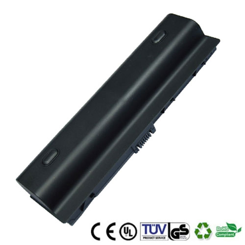 康柏 HSTNN-LB42 电池, Compaq HSTNN-LB42 笔记本电池 超值热卖 6芯 4400mAh  背面 - 1001步数码港