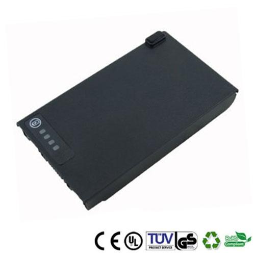 惠普康柏 HP COMPAQ NC4400 TC4200 TC4400 NC4200 笔记本电池 超值热卖 6芯 4800mAh 背面 - 1001步数码港