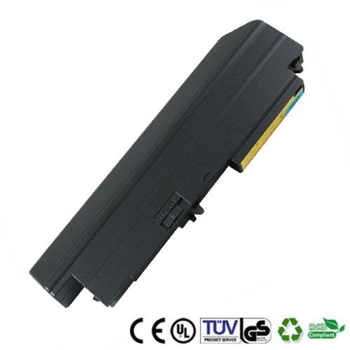 IBM ThinkPad 42T5225 笔记本电池 9芯 14英寸宽屏 背面 - 1001步数码港