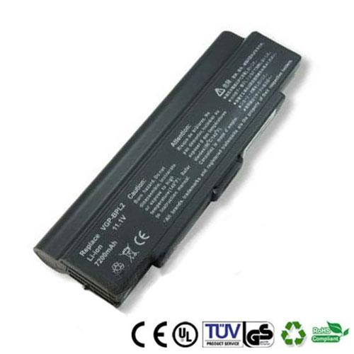索尼 SONY VGP-BPS2 VGP-BPL2 高容量笔记本电池 超值热卖 12芯 8800mAh - 1001步数码港