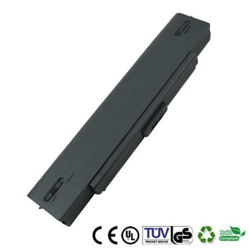 索尼 SONY VGP-BPS2 VGP-BPL2 VAIO VGN-C 笔记本电池 超值热卖 6芯 4400mAh 背面 - 1001步数码港